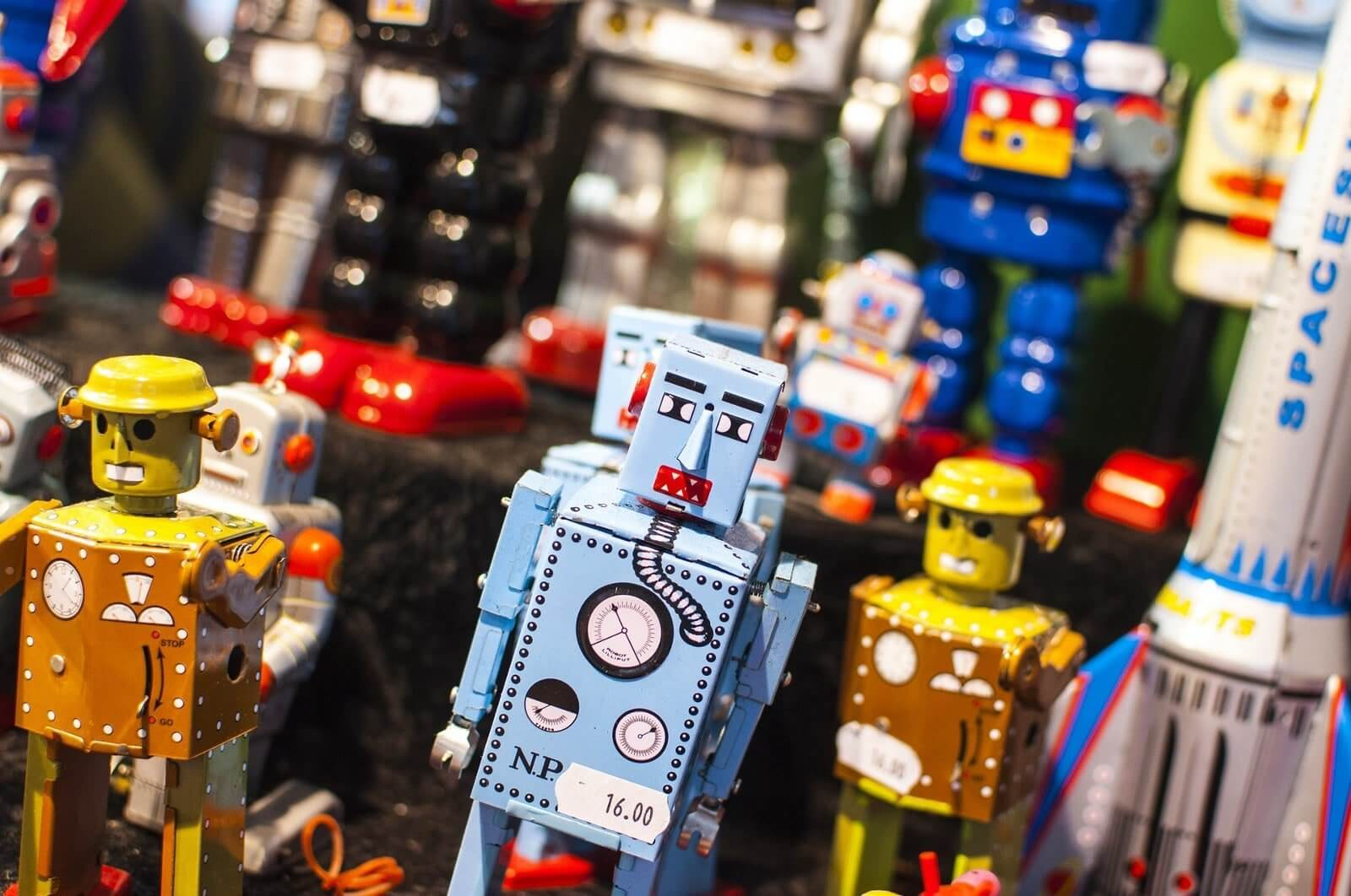 Chatbots met Persoonlijkheid Chatbots Expert