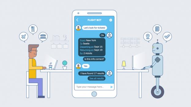 Bouw een foolproof chatbot bij chatbots expert